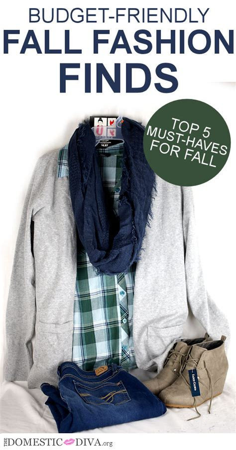 Top 10 Fashion Must Haves Of 2007 by Top 5 Fall Fashion Must Haves The Domestic