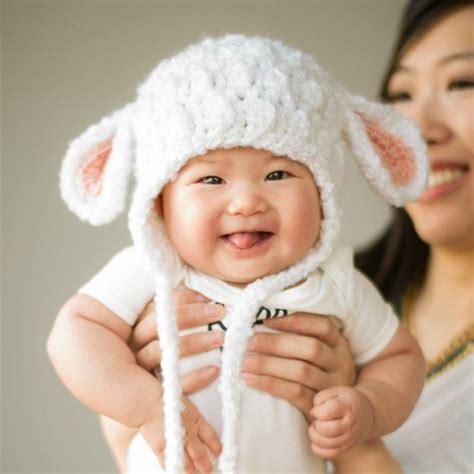 baby hat best 25 crochet sheep ideas on