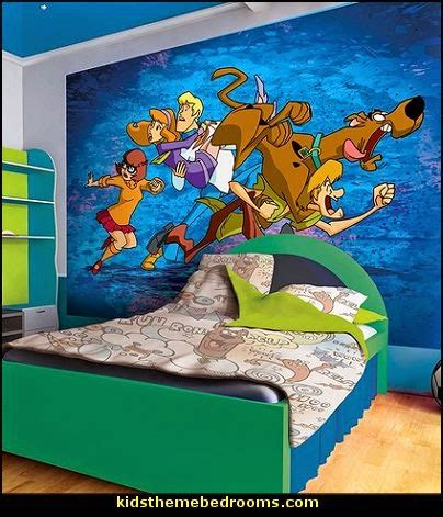 scooby doo curtains bedroom decorating theme bedrooms maries manor scooby doo theme