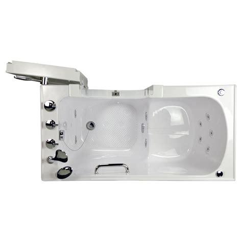 bathtub with door walk in tub slim acrylic outward swing walk in bathtub ella s bubbles
