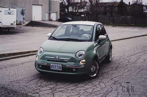 Fiat 500 Edition by Review 2016 Fiat 500 1957 Edition Canadian Auto Review