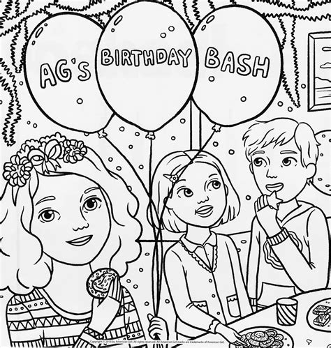 coloring book magazine bonggamom finds american magazine special birthday