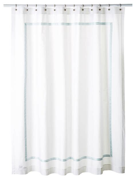 ice blue curtains classic ribbon shower curtain ice blue contemporary