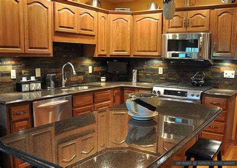 granite countertops ideas kitchen black countertop backsplash ideas backsplash