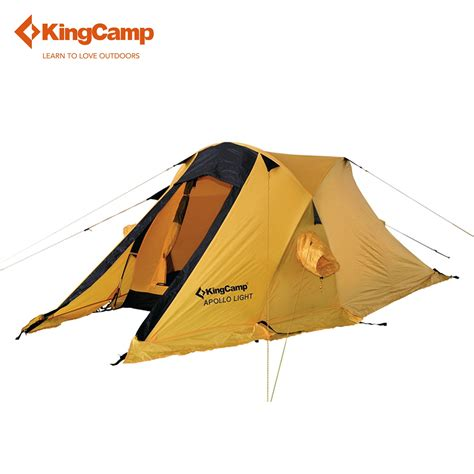 Tenda Great Outdoor 2 Person kingc portable cing tent durable waterproof windproof 2 person 4 season outdoor tent for