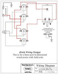wiring a winch solenoid a free printable wiring diagrams
