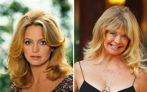 goldie hawn now photos goldie hawn then and now old interesting women s fashion