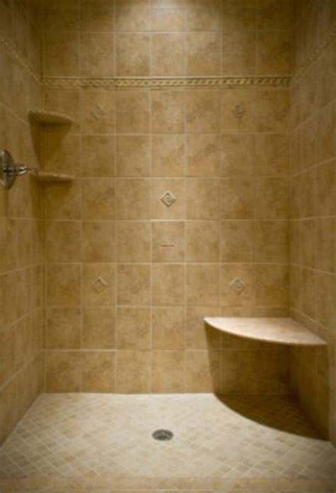 bathroom tiled showers ideas 20 pictures and ideas of travertine tile designs for bathrooms