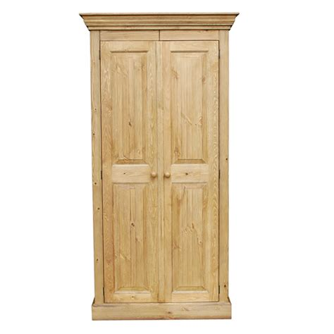 All Wardrobe by Cottage Pine All Hanging Wardrobe
