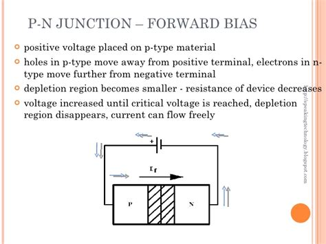 what is pn junction diode ppt pn junction bias current 28 images pn junction diodes ppt lecture 5 outline pn junction