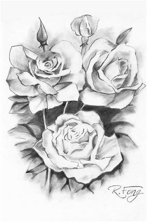 imagenes a lapiz flores dibujos de flores a lapiz faciles de dibujar imagui