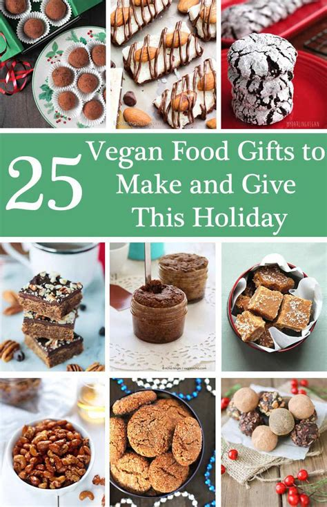 pinterest christmas food gifts 25 vegan food gifts to make and give this delightful adventures