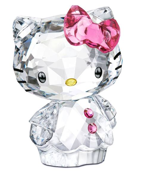 swarovski home decor swarovski collectible figurine hello bow home