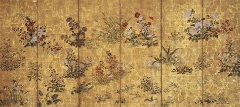 tappeti giapponesi 細見美術館 琳派のきらめき the salon of vertigo