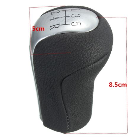car gear stick shift knob 5 speed for toyota 1992 2009 08