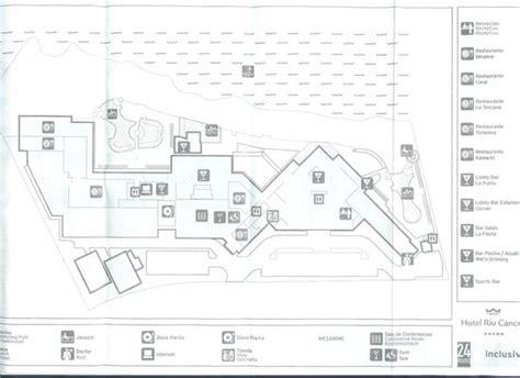 layout de un hotel new riu cancun layout picture of hotel riu cancun