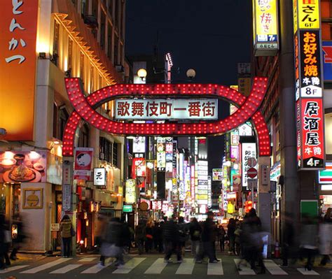 top 10 light districts in the world china org cn