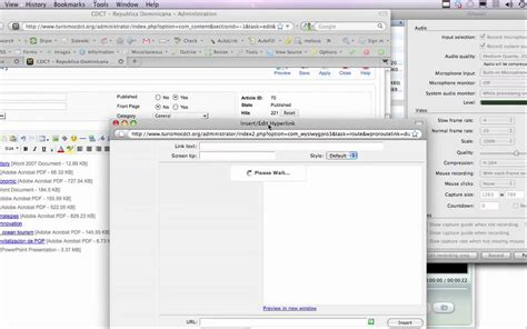 joomla tutorial on youtube joomla tutorial cargar un archivo a la biblioteca