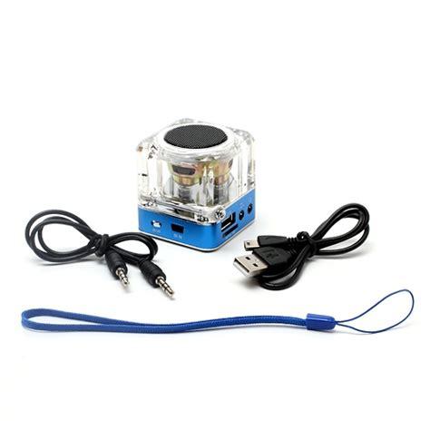Speaker Musik Ds 01b Mini Portable 2 nizhi tt 028 portable mini speaker blue