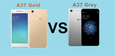 A57 Gold Black oppo a37 gold vs grey color
