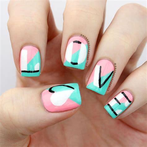 imagenes de uñas decoradas mas bonitas m 225 s de 15 hermosas imagenes de u 241 as decoradas en tonos
