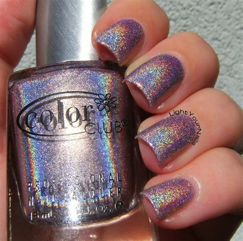 color club cloud nine color club cloud nine light your nails