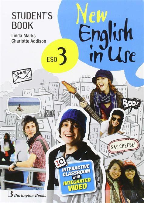 libro spectrum 3 students book 3eso new english in use eso 3 student s book ed 2016 marks linda addison charlotte libro en