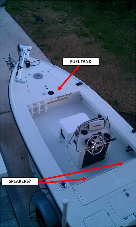 flats boat stereo flats boat stereo speaker install advice suggestions