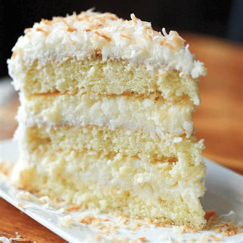 coconut cake made easy coconut cake recipe dishmaps