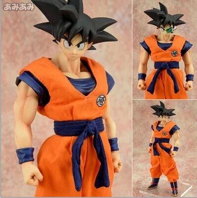 Dimension Of Dod Goku Kid Pvc Figure aliexpress buy megahouse dimension of