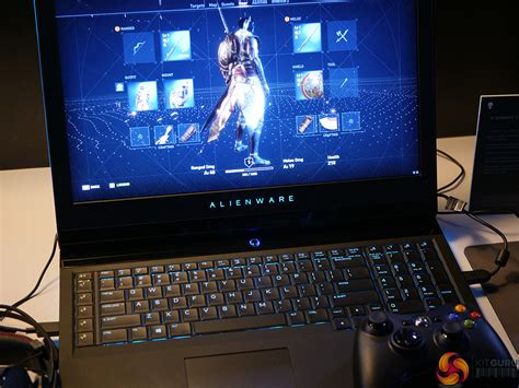 ces alienware s 2018 lineup includes new flagship 21 9 monitor and powerful laptops kitguru