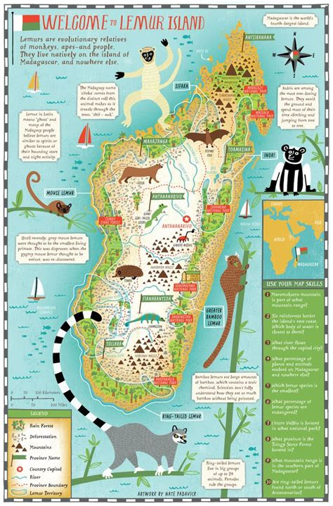 madagascar map scholastic lemur map of madagascar studio sss historical maps studios
