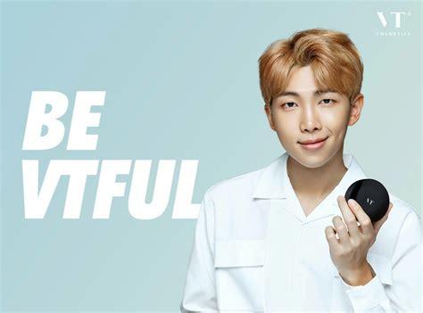 bts x vt rm bts x vt cosmetics bts 방탄소년단 bts 방탄소년단 pinterest