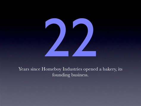 homeboy industries quot by the numbers quot