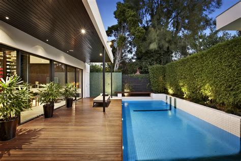 design outdoor space relaxing outdoor space of a house on balaclava road
