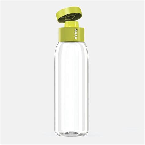 hydration bottle joseph joseph dot hydration tracking water bottle the