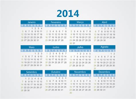 Calendario R 2014 Recortar E Colar Calend 225 2014