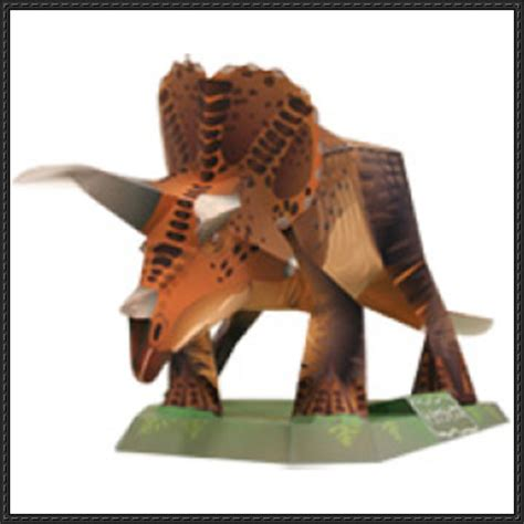 Dinosaur Papercraft - papercraftsquare new paper craft canon papercraft