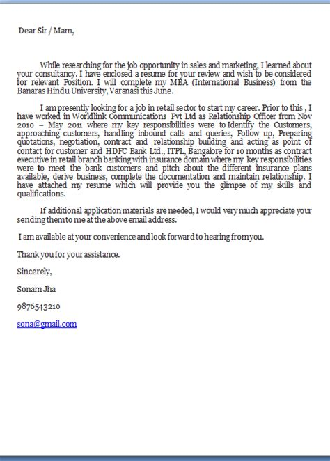 resume cover letter template beautiful excellent job