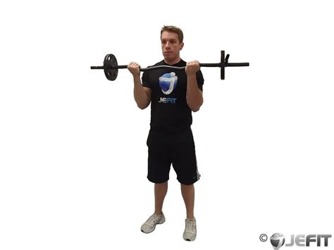 ez bar curl exercise database jefit best android and
