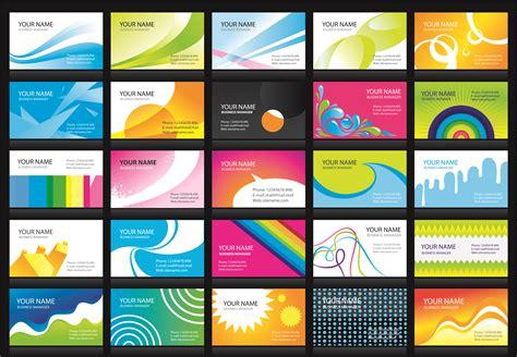 template desain kartu nama gratis template desain kartu nama jpg picture