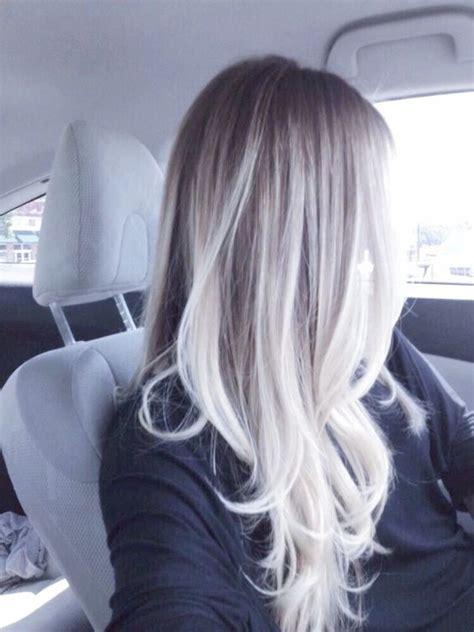 ash blonde balayage ash blonde ash blonde balayage and blonde balayage on