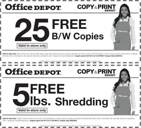 Sign Up For Office Depot Coupons Pin By Honey Shamrock On Recycling Quotes