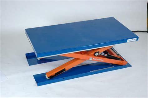 low profile lift table scissor lift tables low profile ccb 1000 edmolift