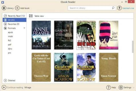 the best ebook reader for pc best pdf and ebook reader apps for windows 10
