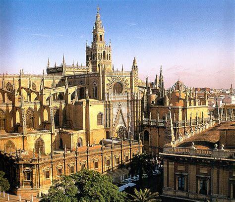 Twelve Treasures of Spain ? Seville Cathedral   Have Bag