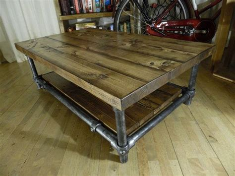 rustic industrial desk rustic industrial coffee table decor ideas tedxumkc