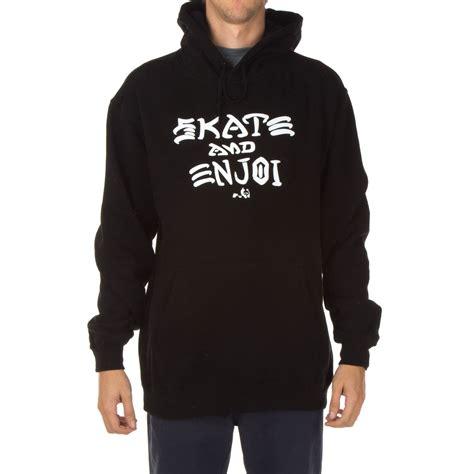 Hodie Sweter Vans Pulka Skate Black enjoi skate and enjoi pullover hoodie black