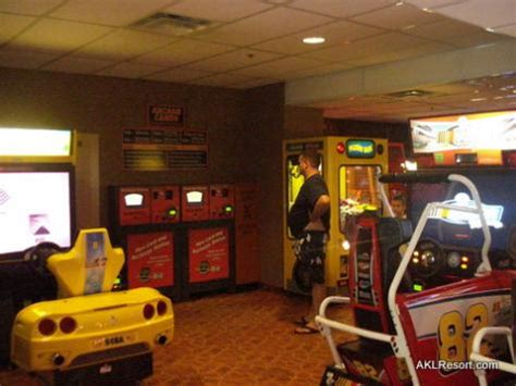 arcade 2 | disney's animal kingdom lodge fansite