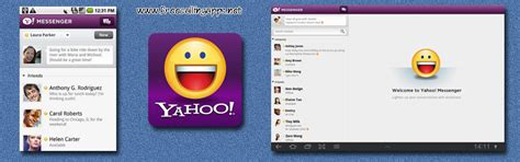 mobile yahoo messenger yahoo messenger for computer and mobile free calling apps